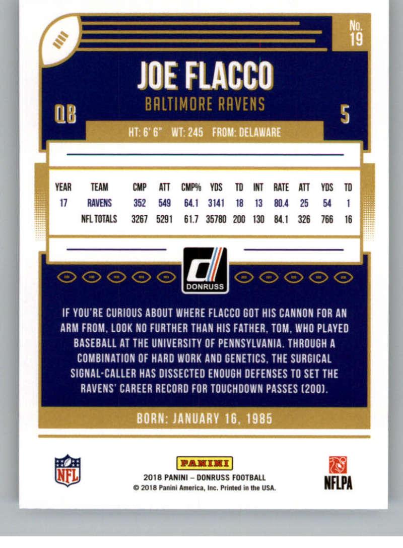 2018-Donruss-Football-Card-Singles-NFL-You-Pick-1-150 thumbnail 37