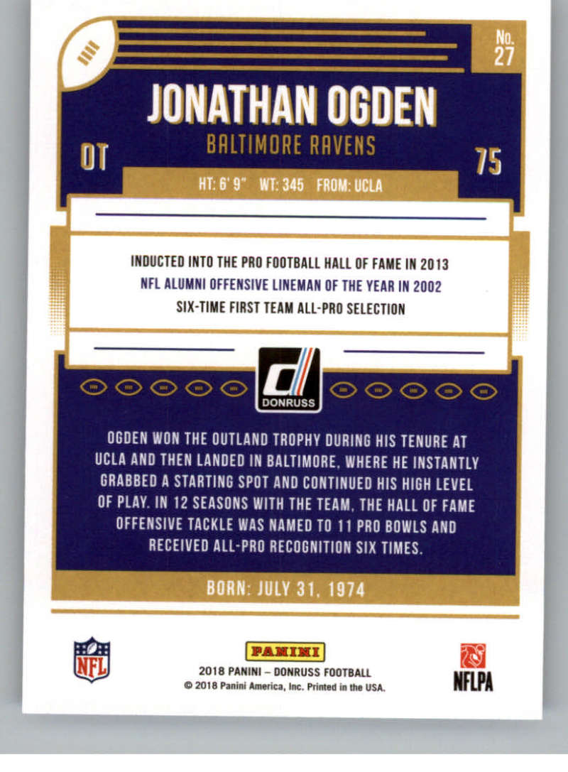2018-Donruss-Football-Card-Singles-NFL-You-Pick-1-150 thumbnail 51