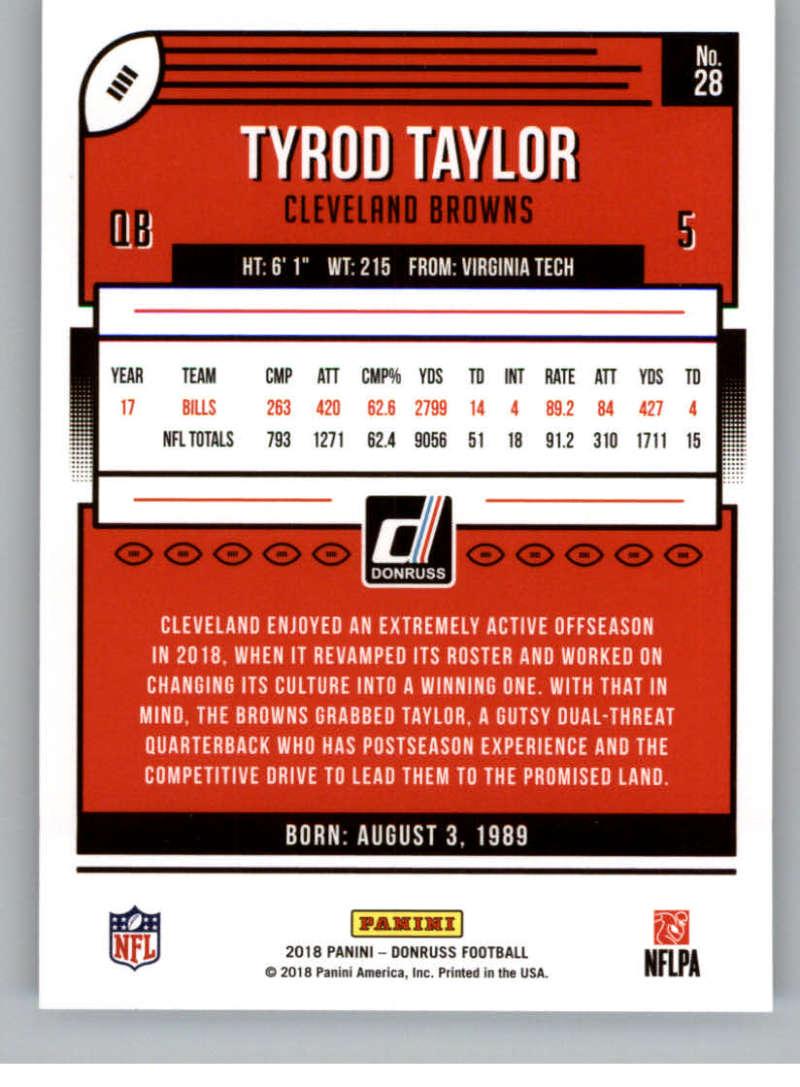 2018-Donruss-Football-Card-Singles-NFL-You-Pick-1-150 thumbnail 53
