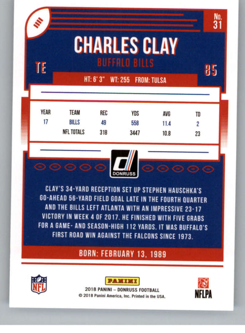 2018-Donruss-Football-Card-Singles-NFL-You-Pick-1-150 thumbnail 59