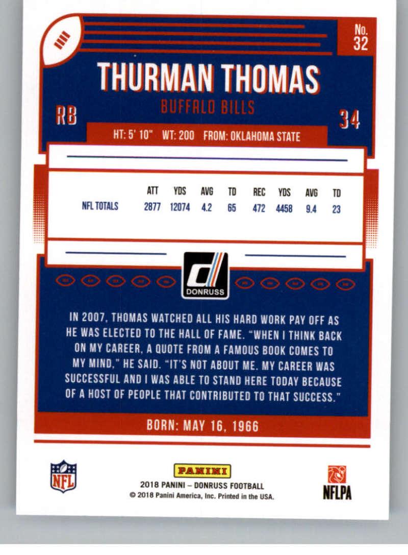 2018-Donruss-Football-Card-Singles-NFL-You-Pick-1-150 thumbnail 61