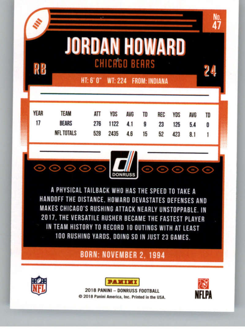 2018-Donruss-Football-Card-Singles-NFL-You-Pick-1-150 thumbnail 87