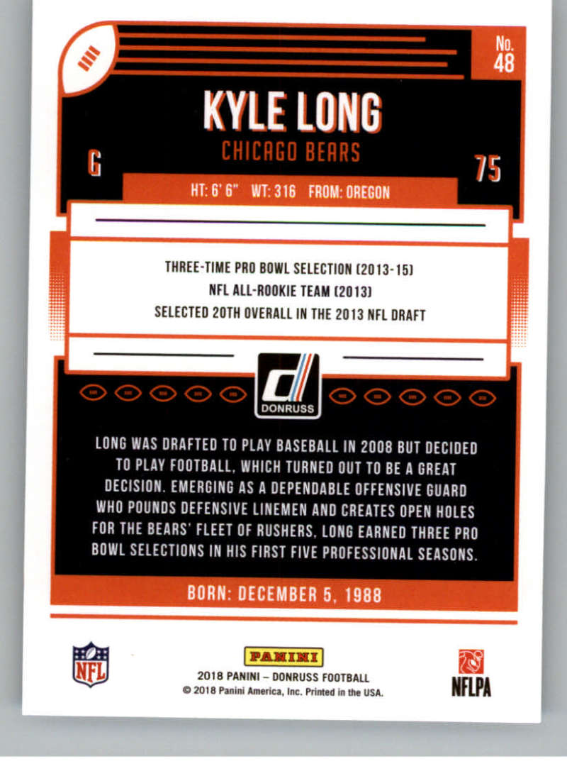2018-Donruss-Football-Card-Singles-NFL-You-Pick-1-150 thumbnail 89