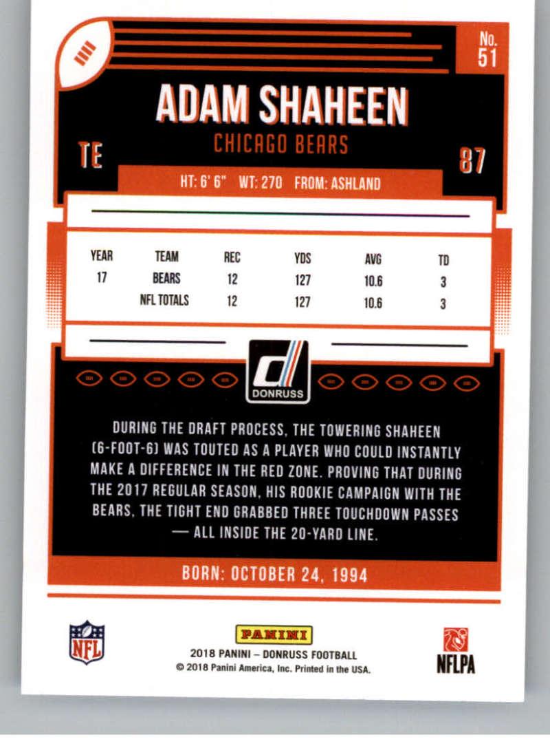 2018-Donruss-Football-Card-Singles-NFL-You-Pick-1-150 thumbnail 95