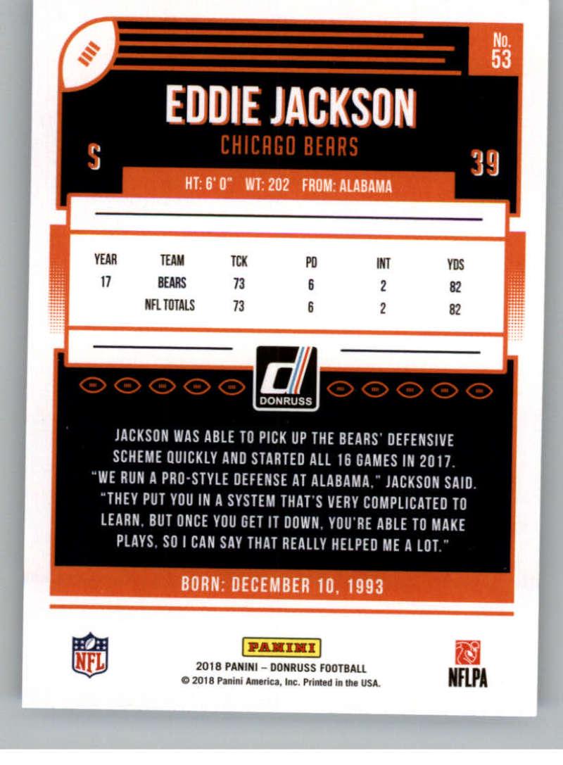 2018-Donruss-Football-Card-Singles-NFL-You-Pick-1-150 thumbnail 99