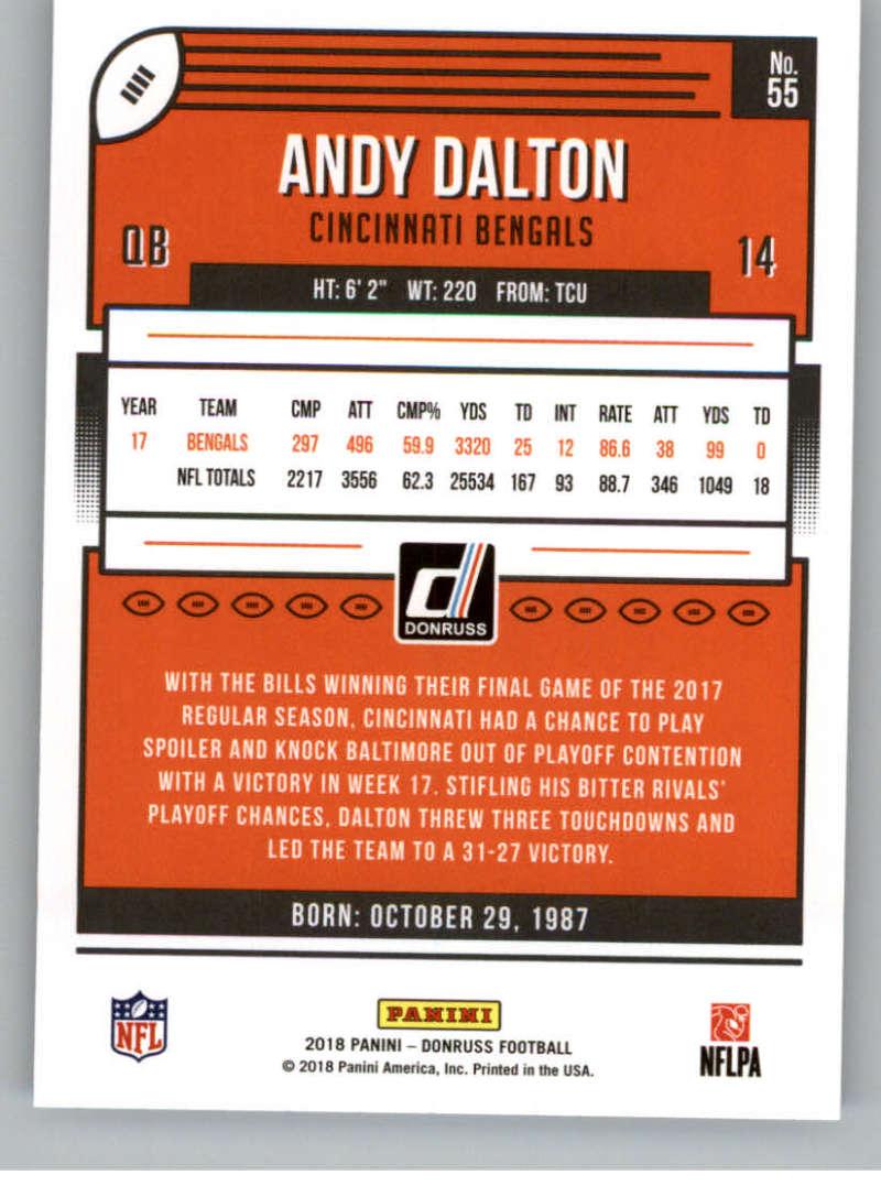 2018-Donruss-Football-Card-Singles-NFL-You-Pick-1-150 thumbnail 103