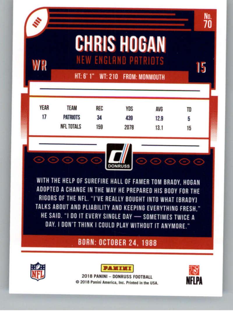 2018-Donruss-Football-Card-Singles-NFL-You-Pick-1-150 thumbnail 133