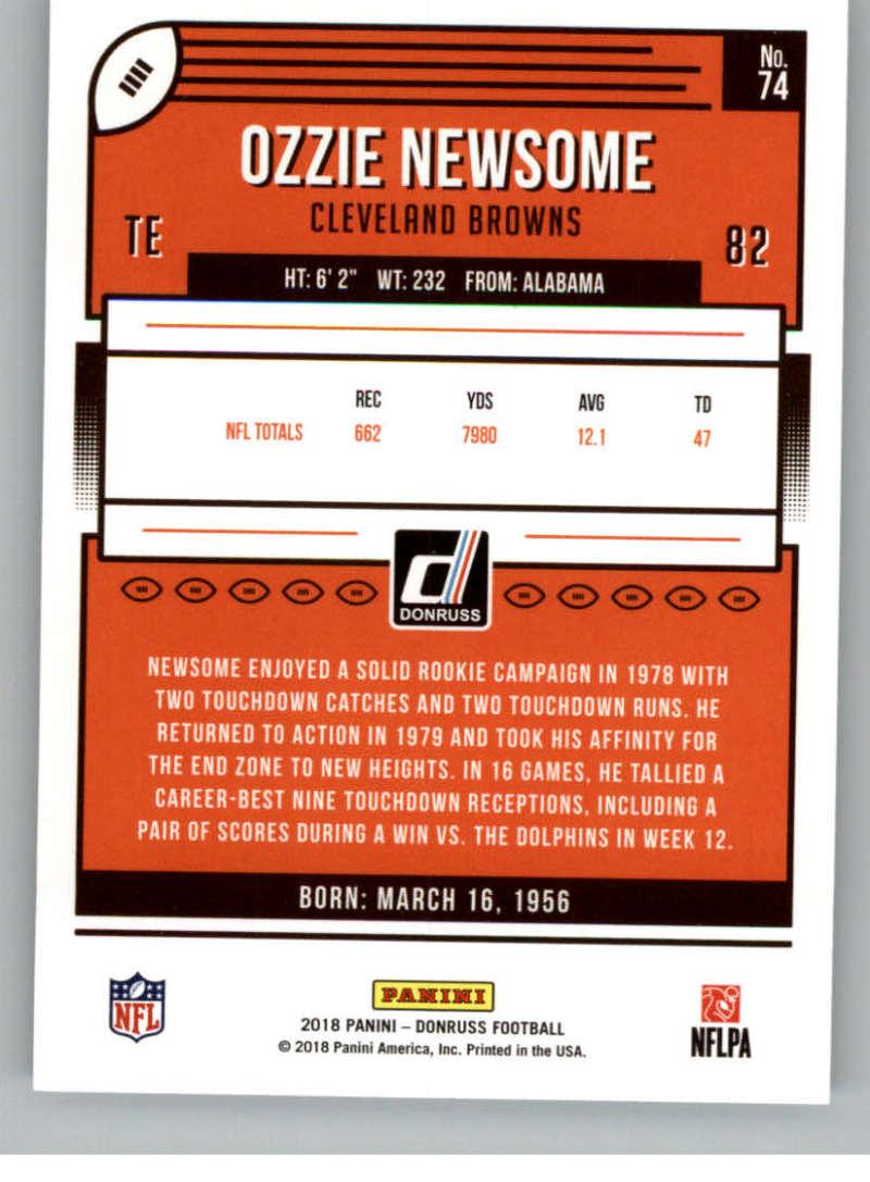 2018-Donruss-Football-Card-Singles-NFL-You-Pick-1-150 thumbnail 141