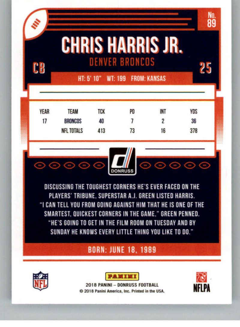 2018-Donruss-Football-Card-Singles-NFL-You-Pick-1-150 thumbnail 163
