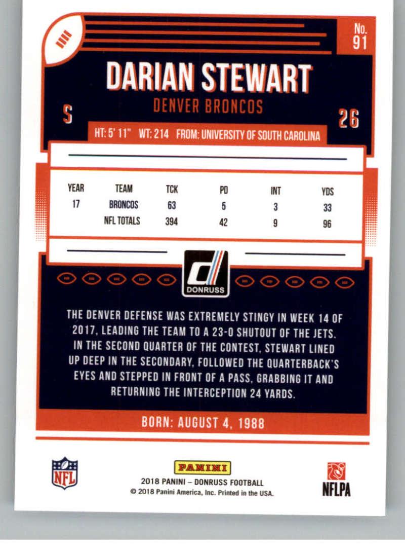 2018-Donruss-Football-Card-Singles-NFL-You-Pick-1-150 thumbnail 167