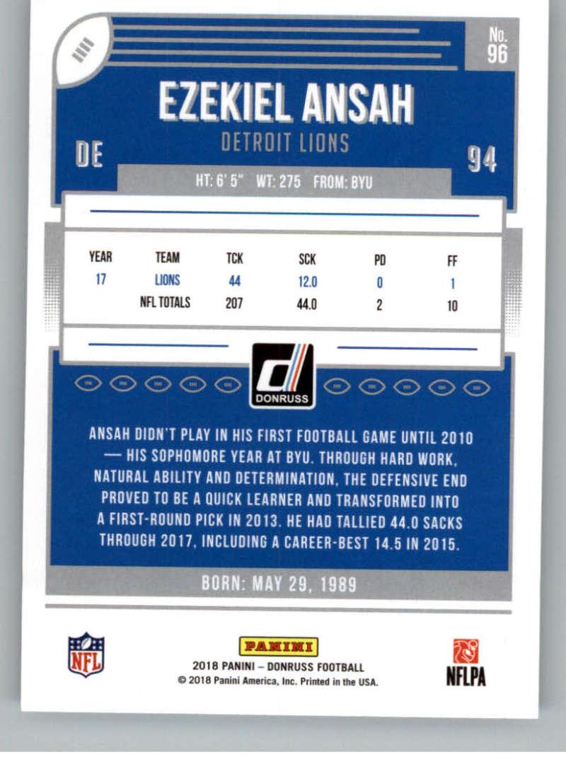 2018-Donruss-Football-Card-Singles-NFL-You-Pick-1-150 thumbnail 177