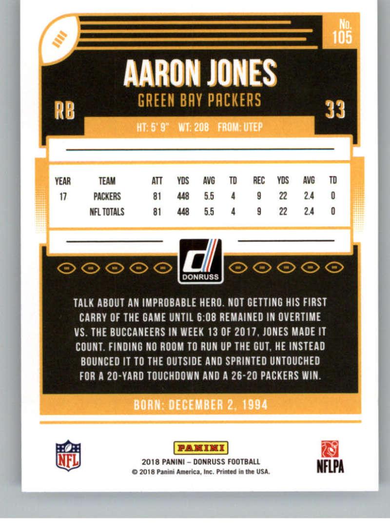 2018-Donruss-Football-Card-Singles-NFL-You-Pick-1-150 thumbnail 193