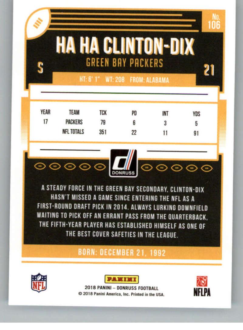 2018-Donruss-Football-Card-Singles-NFL-You-Pick-1-150 thumbnail 195