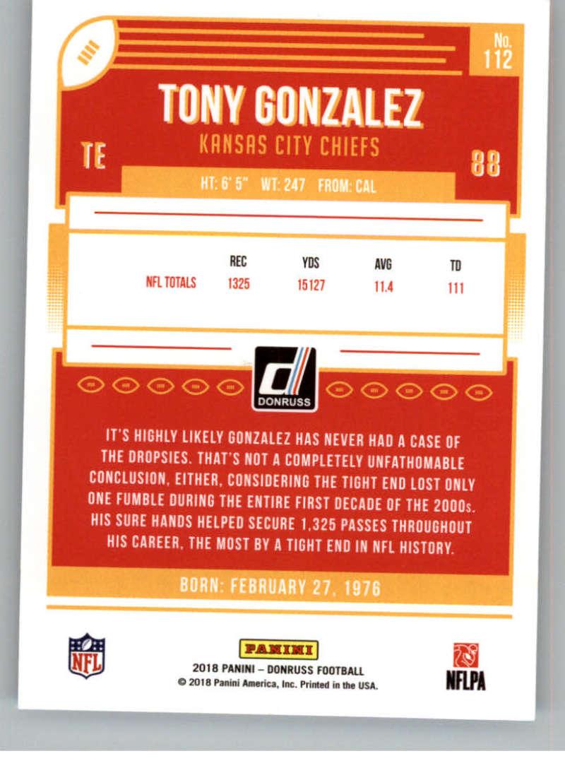 2018-Donruss-Football-Card-Singles-NFL-You-Pick-1-150 thumbnail 205