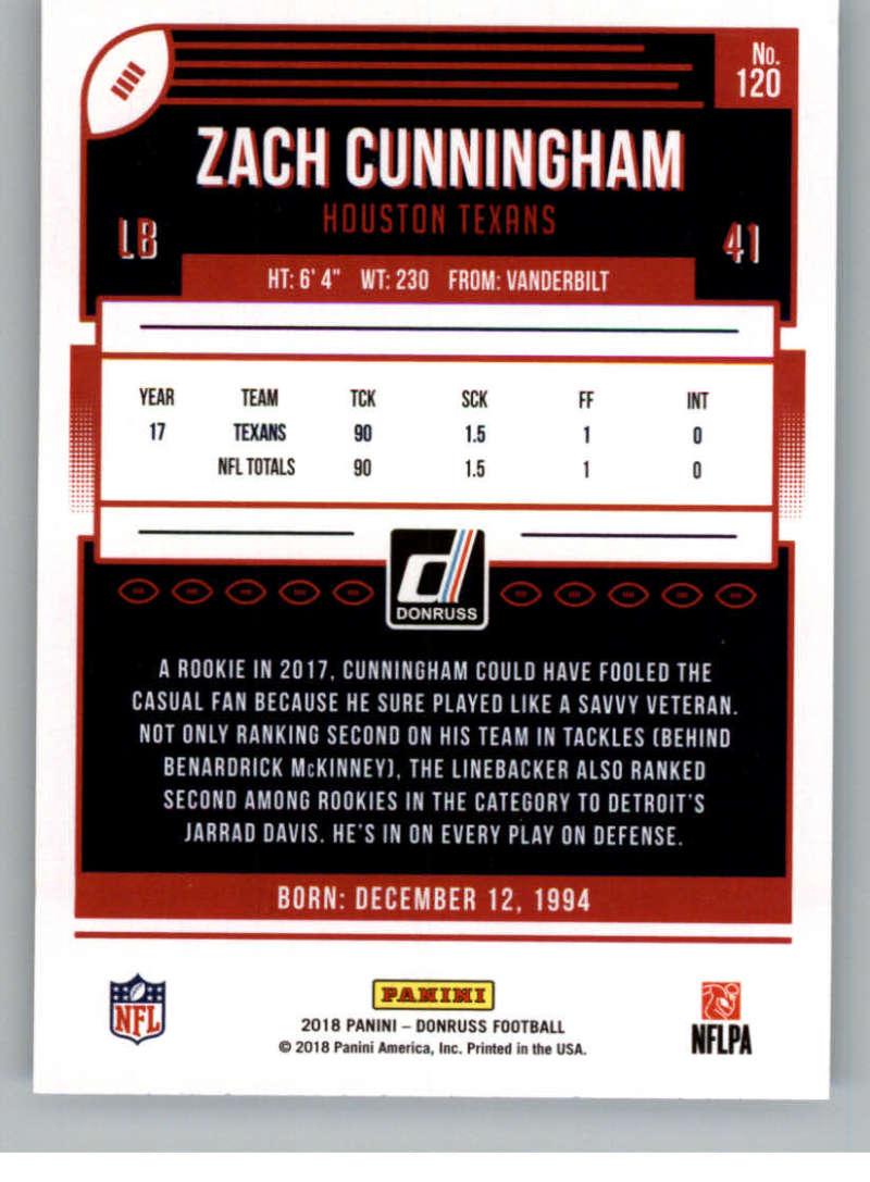 2018-Donruss-Football-Card-Singles-NFL-You-Pick-1-150 thumbnail 219