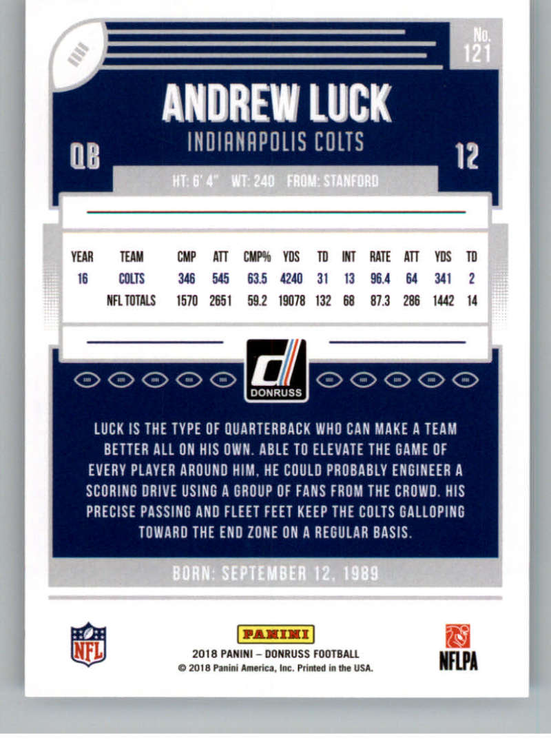 2018-Donruss-Football-Card-Singles-NFL-You-Pick-1-150 thumbnail 221
