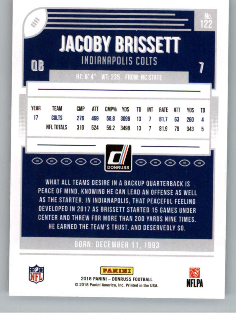 2018-Donruss-Football-Card-Singles-NFL-You-Pick-1-150 thumbnail 223