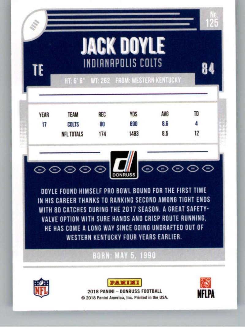 2018-Donruss-Football-Card-Singles-NFL-You-Pick-1-150 thumbnail 229