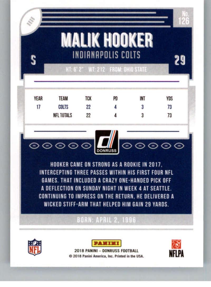 2018-Donruss-Football-Card-Singles-NFL-You-Pick-1-150 thumbnail 231