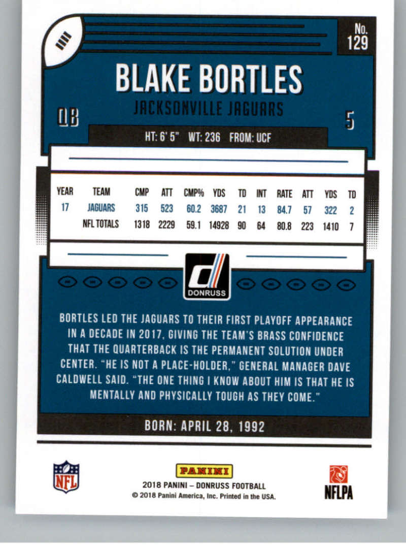 2018-Donruss-Football-Card-Singles-NFL-You-Pick-1-150 thumbnail 237