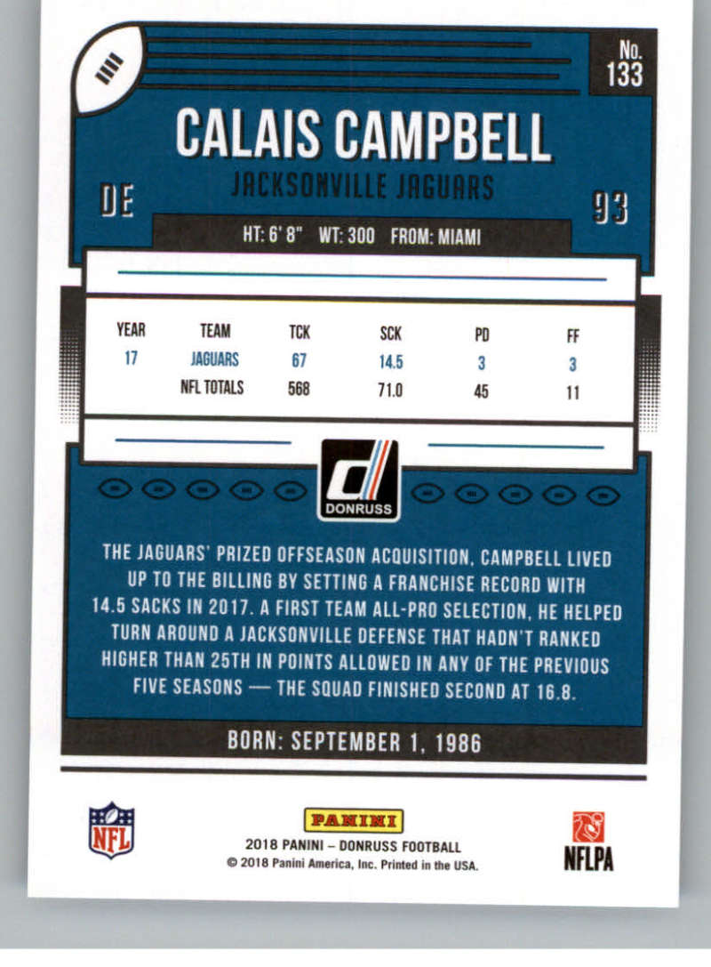 2018-Donruss-Football-Card-Singles-NFL-You-Pick-1-150 thumbnail 243