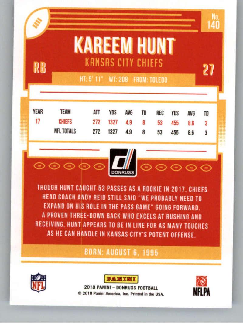 2018-Donruss-Football-Card-Singles-NFL-You-Pick-1-150 thumbnail 253