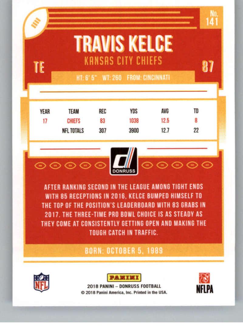 2018-Donruss-Football-Card-Singles-NFL-You-Pick-1-150 thumbnail 255