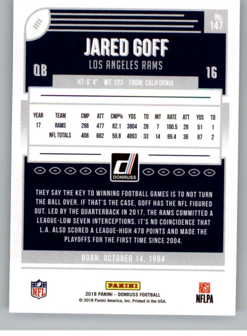 2018-Donruss-Football-Card-Singles-NFL-You-Pick-1-150 thumbnail 267