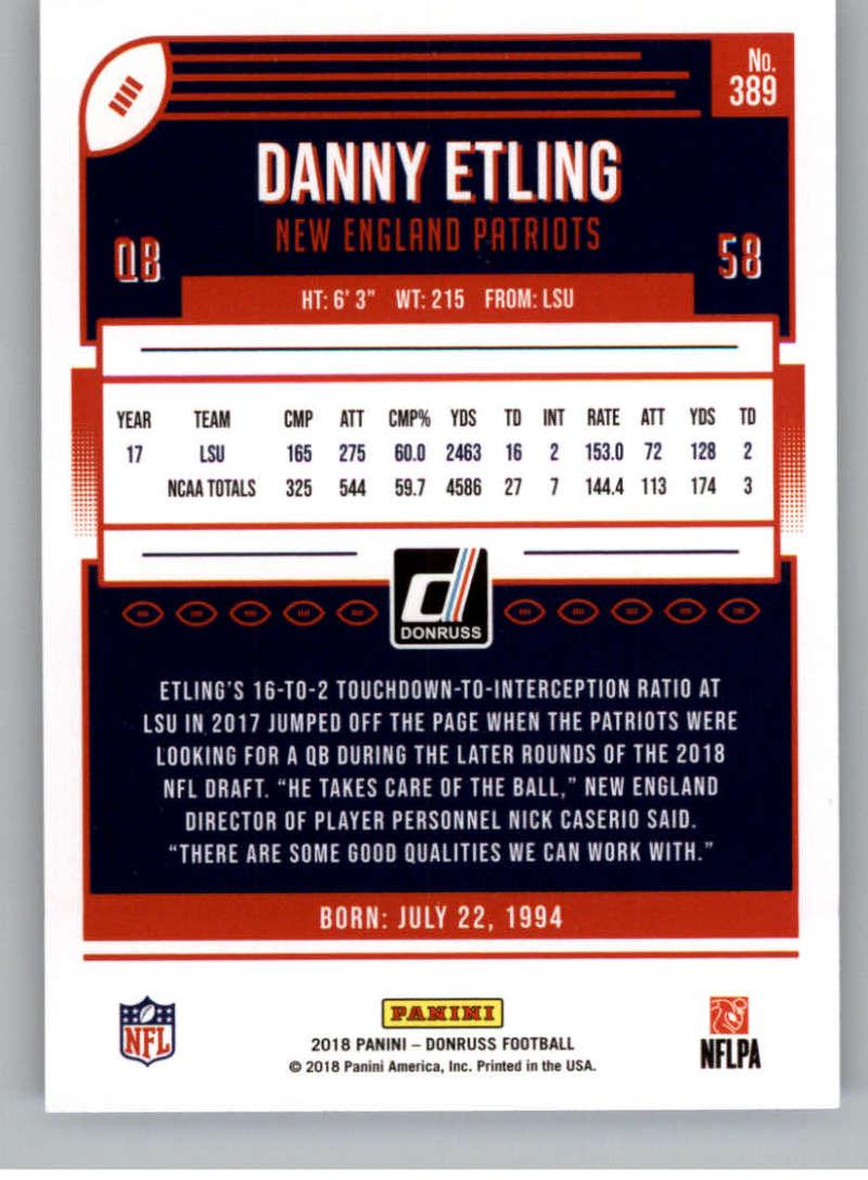 2018-Donruss-Football-Rookies-amp-Rated-Rookies-RC-Card-Singles-You-Pick miniature 95