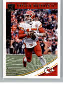 2018 Donruss Football #138 Patrick Mahomes II Kansas City Chiefs Official NFL Trading Card