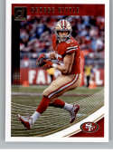 2018 Donruss Football #252 George Kittle San Francisco 49ers Official NFL Trading Card