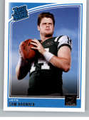 2018 Donruss #301 Sam Darnold Rated Rookie RC Rookie New York Jets