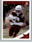 2018 Donruss Football #386 Chase Edmonds RC Rookie Card Arizona Cardinals Rookie Official NFL Trading Card