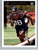 2018 Donruss Football #388 Jordan Akins RC Rookie Card Houston Texans Rookie Official NFL Trading Card