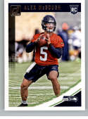 2018 Donruss Football #390 Alex McGough RC Rookie Card Seattle Seahawks Rookie Official NFL Trading Card