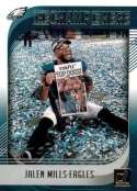 2018 Donruss Champ is Here Football #12 Jalen Mills Philadelphia Eagles  Official NFL Trading Card