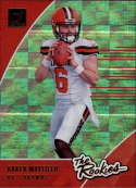 2018 Donruss The Rookies Football Card #3 Baker Mayfield NM-MT Cleveland Browns  Official NFL Trading Card