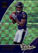2018 Donruss The Rookies Football #17 Lamar Jackson Baltimore Ravens  Official NFL Trading Card