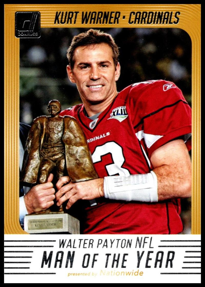 2018 Donruss  Walter Payton NFL Man of the Year
