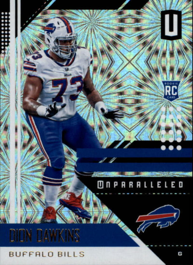 2018 Panini Unparalleled Fireworks