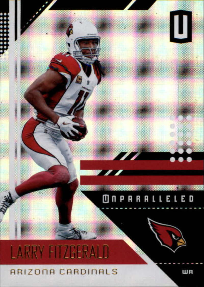 2018 Panini Unparalleled Superplaid