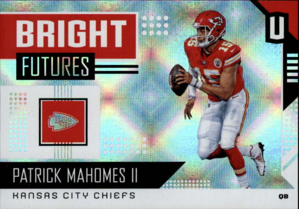 2018 Panini Unparalleled Bright Futures