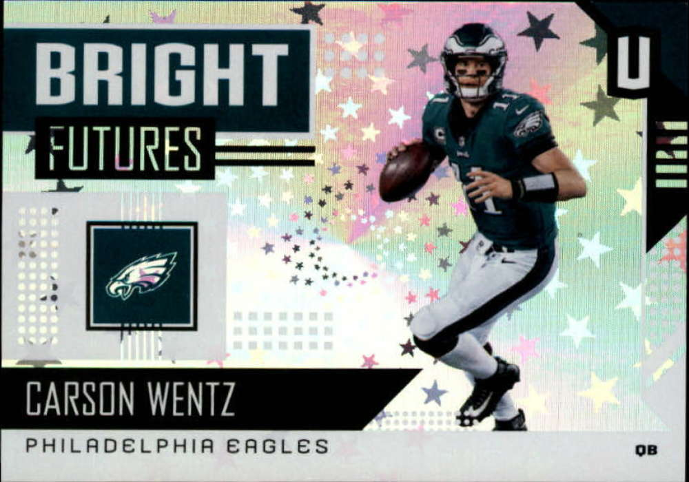 2018 Panini Unparalleled Bright Futures Astral