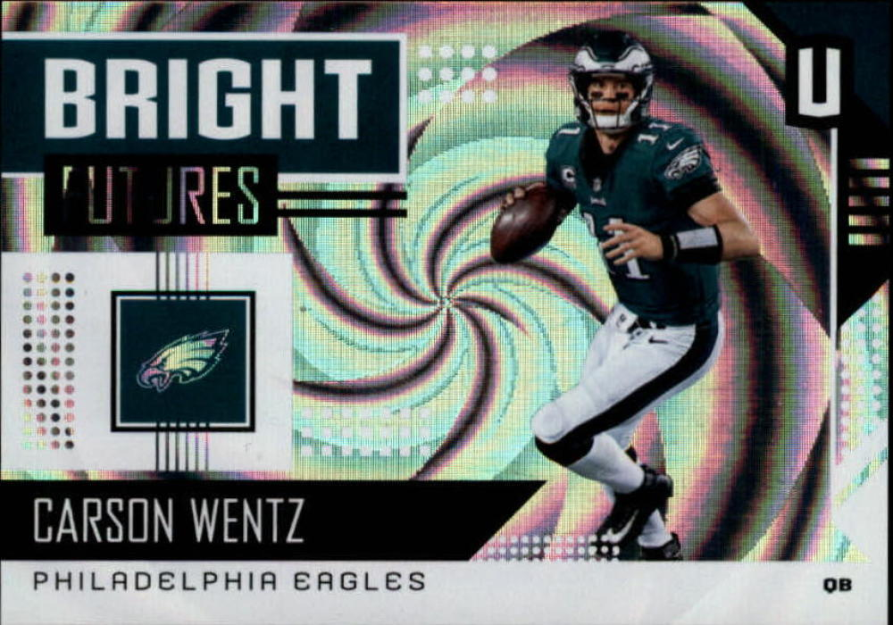 2018 Panini Unparalleled Bright Futures Whirl