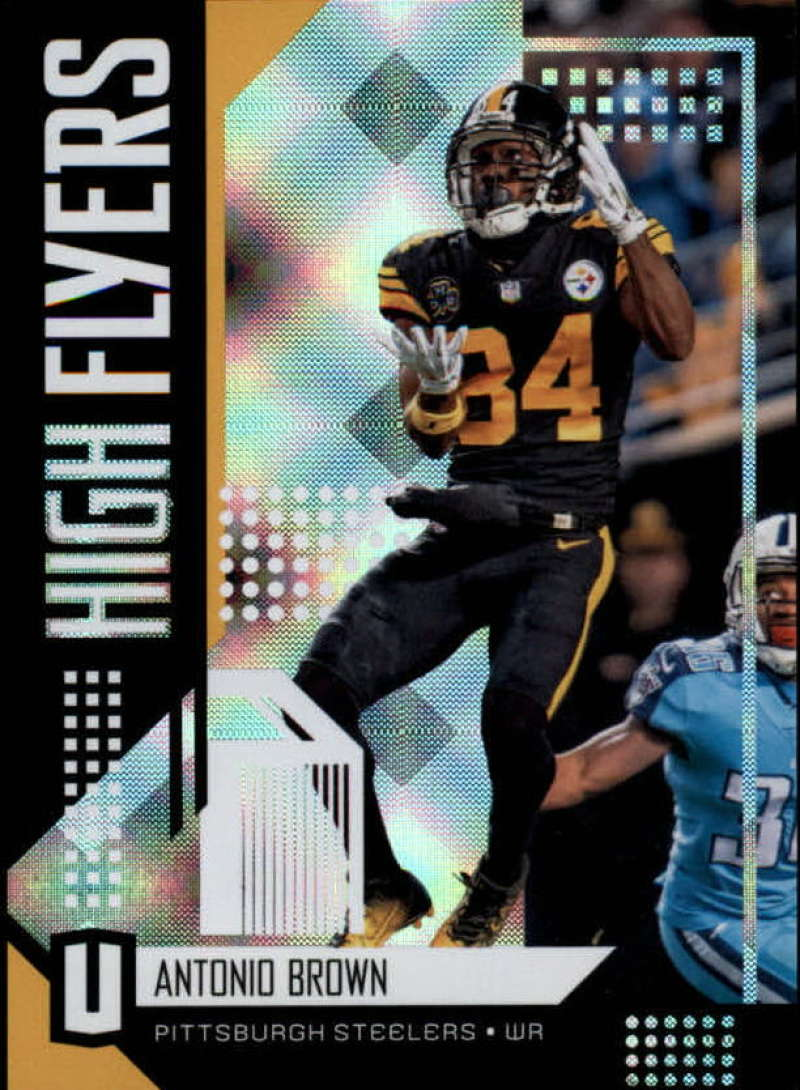 2018 Panini Unparalleled High Flyers
