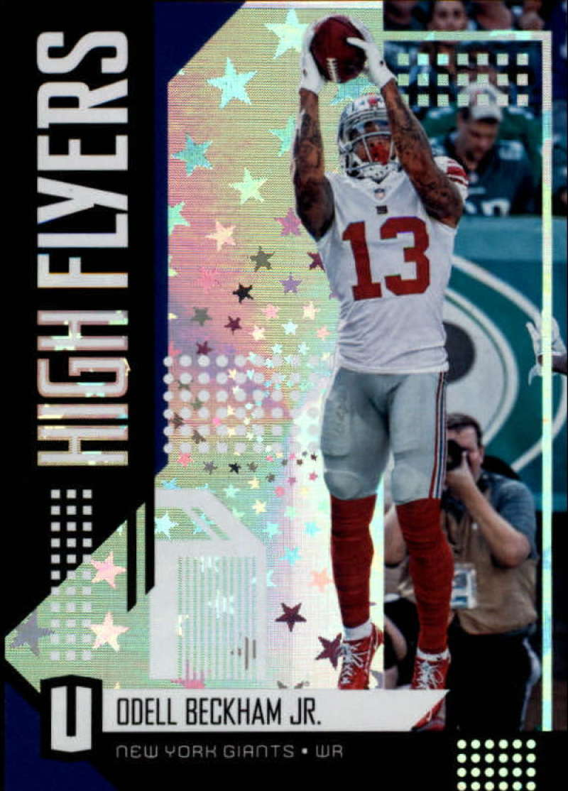 2018 Panini Unparalleled High Flyers Astral