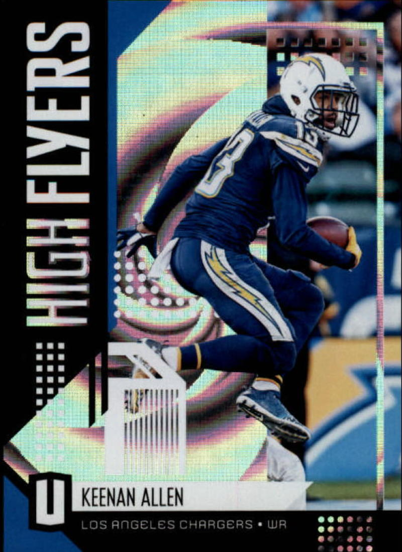 2018 Panini Unparalleled High Flyers Whirl