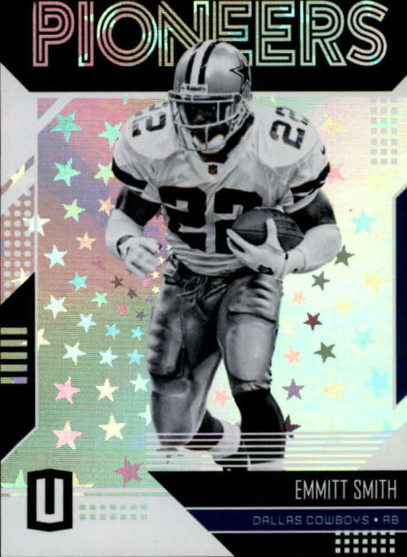 2018 Panini Unparalleled Pioneers Astral