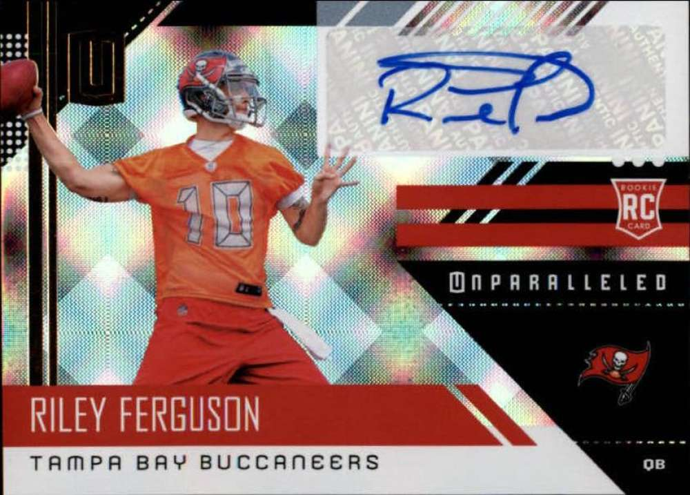 2018 Panini Unparalleled Rookie Signatures