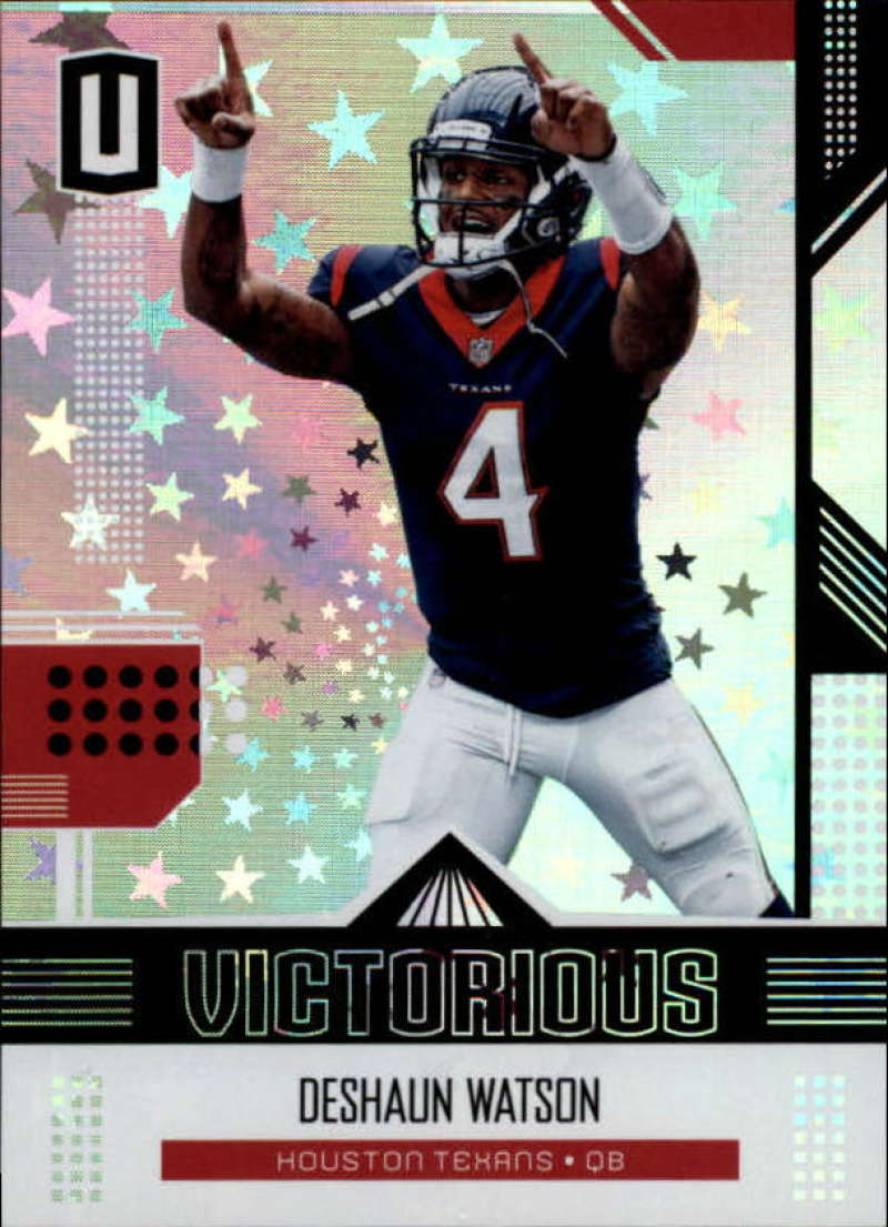 2018 Panini Unparalleled Victorious Astral
